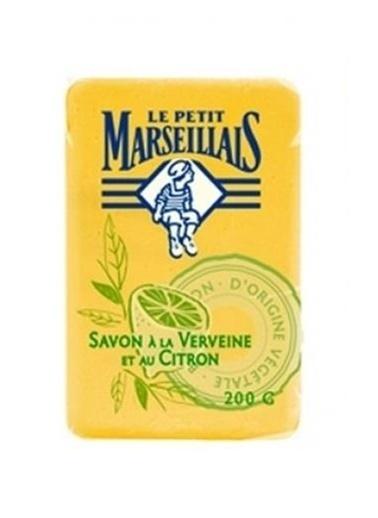 Le Petit Marseilials Le Petıt Marseıllaıs Katı Sabun Mine Çiçeği Ve Limonlu 200 Gr Renksiz